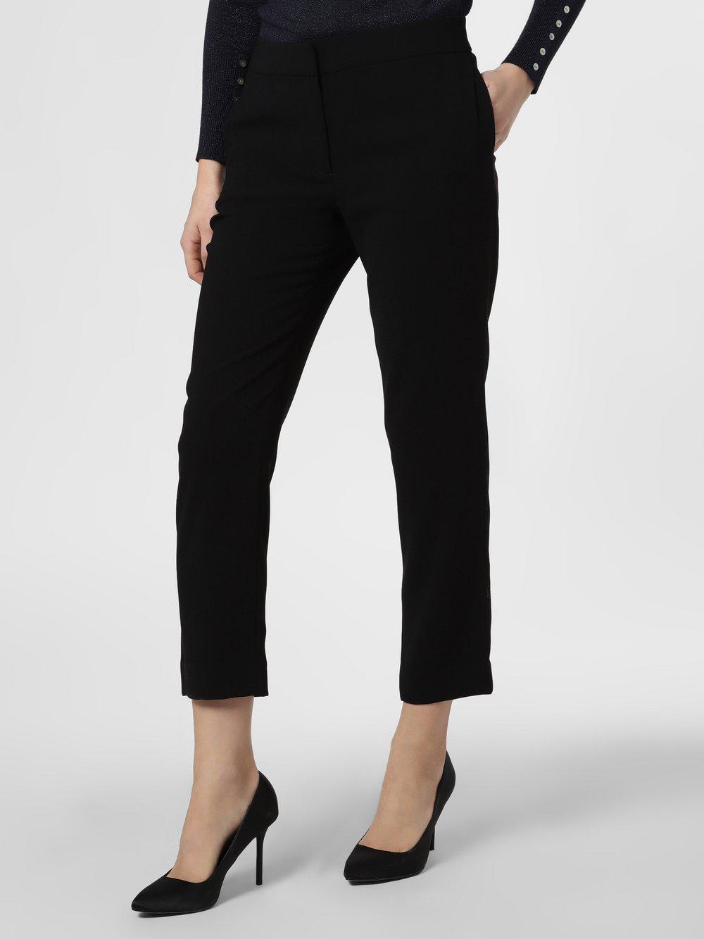 STEFFEN SCHRAUT – Spodnie damskie, czarny Van Graaf 462151-0001