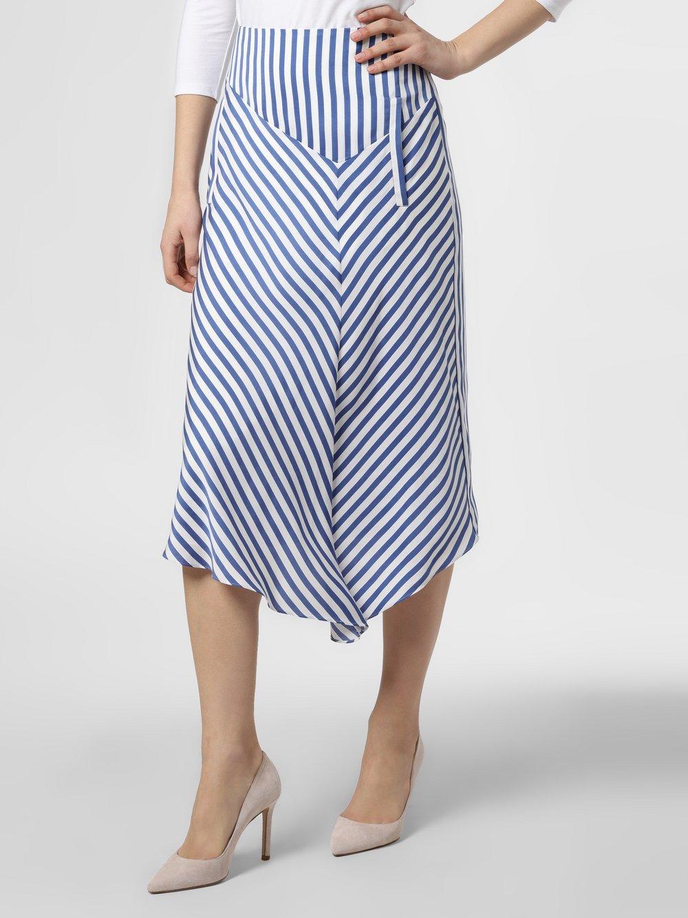 STEFFEN SCHRAUT – Spódnica damska, niebieski Van Graaf 462174-0001-00360