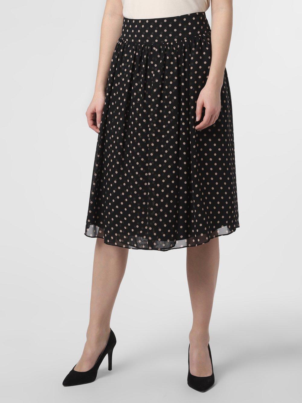 STEFFEN SCHRAUT – Spódnica damska, czarny Van Graaf 462196-0001-00400