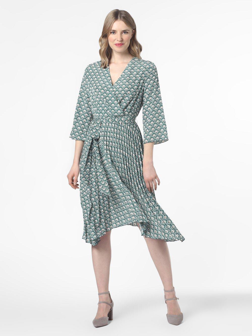 STEFFEN SCHRAUT - Sukienka damska, zielony