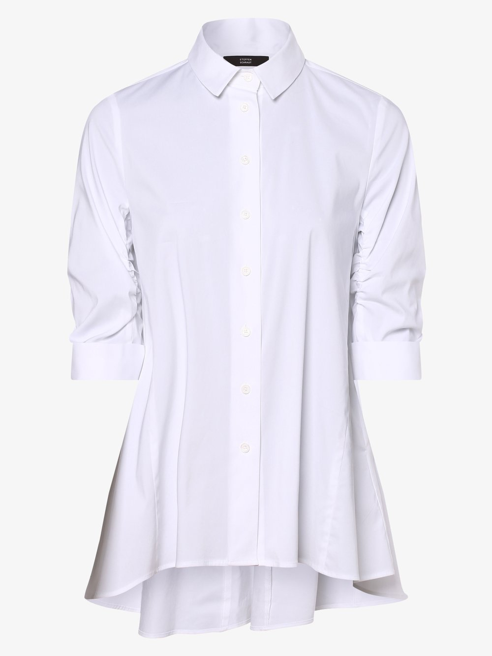 STEFFEN SCHRAUT – Bluzka damska, biały Van Graaf 462222-0001