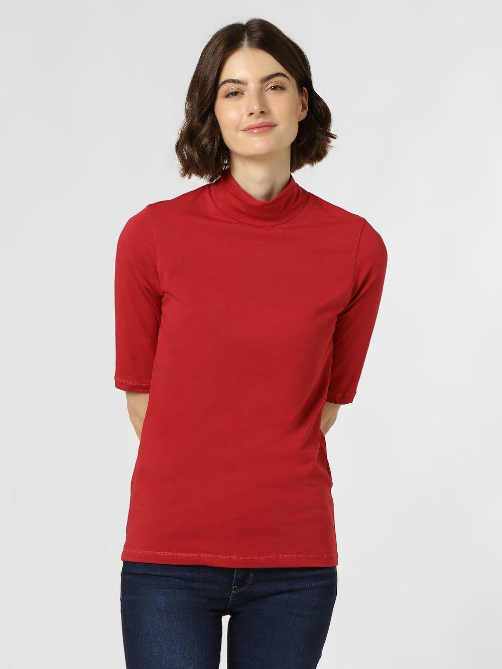 Marie Lund - Koszulka damska, czerwony Marie Lund
