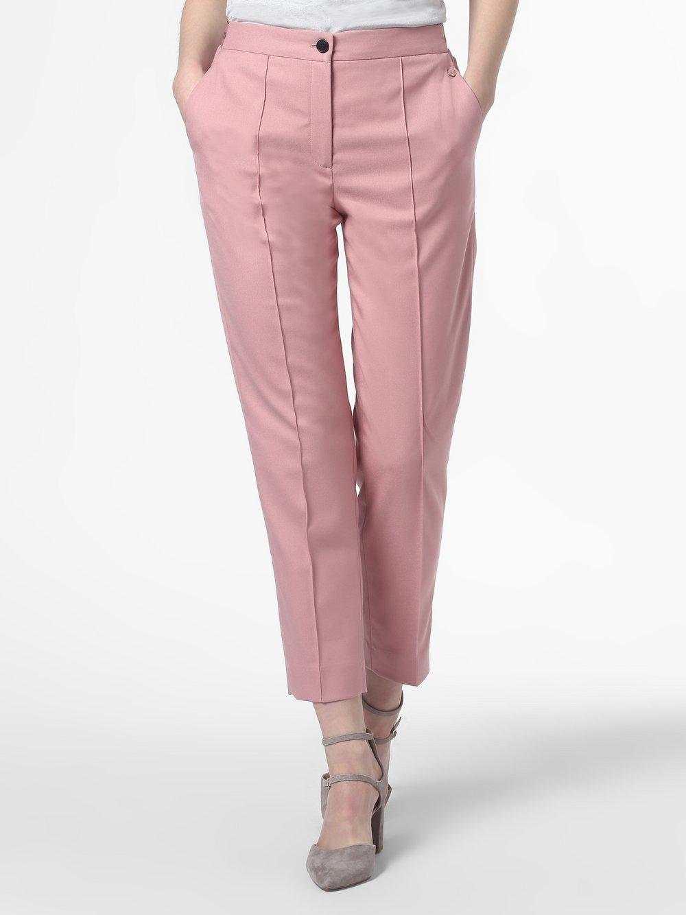 Calvin Klein - Spodnie damskie, różowy
