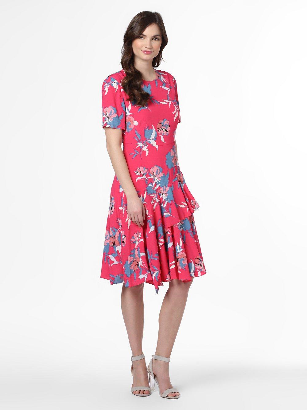Calvin Klein - Sukienka damska, różowy