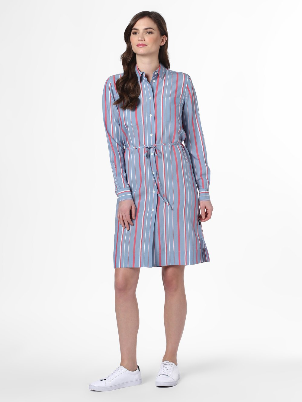 Calvin Klein - Sukienka damska, niebieski