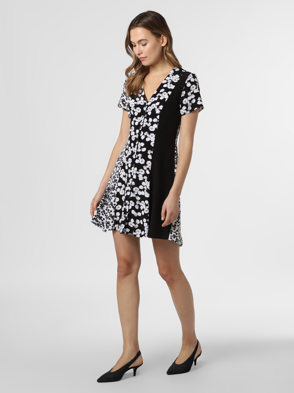 Calvin Klein Jeans - Sukienka damska, czarny
