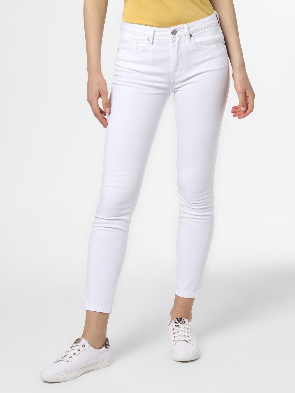 Tommy Hilfiger - Spodnie damskie, biały