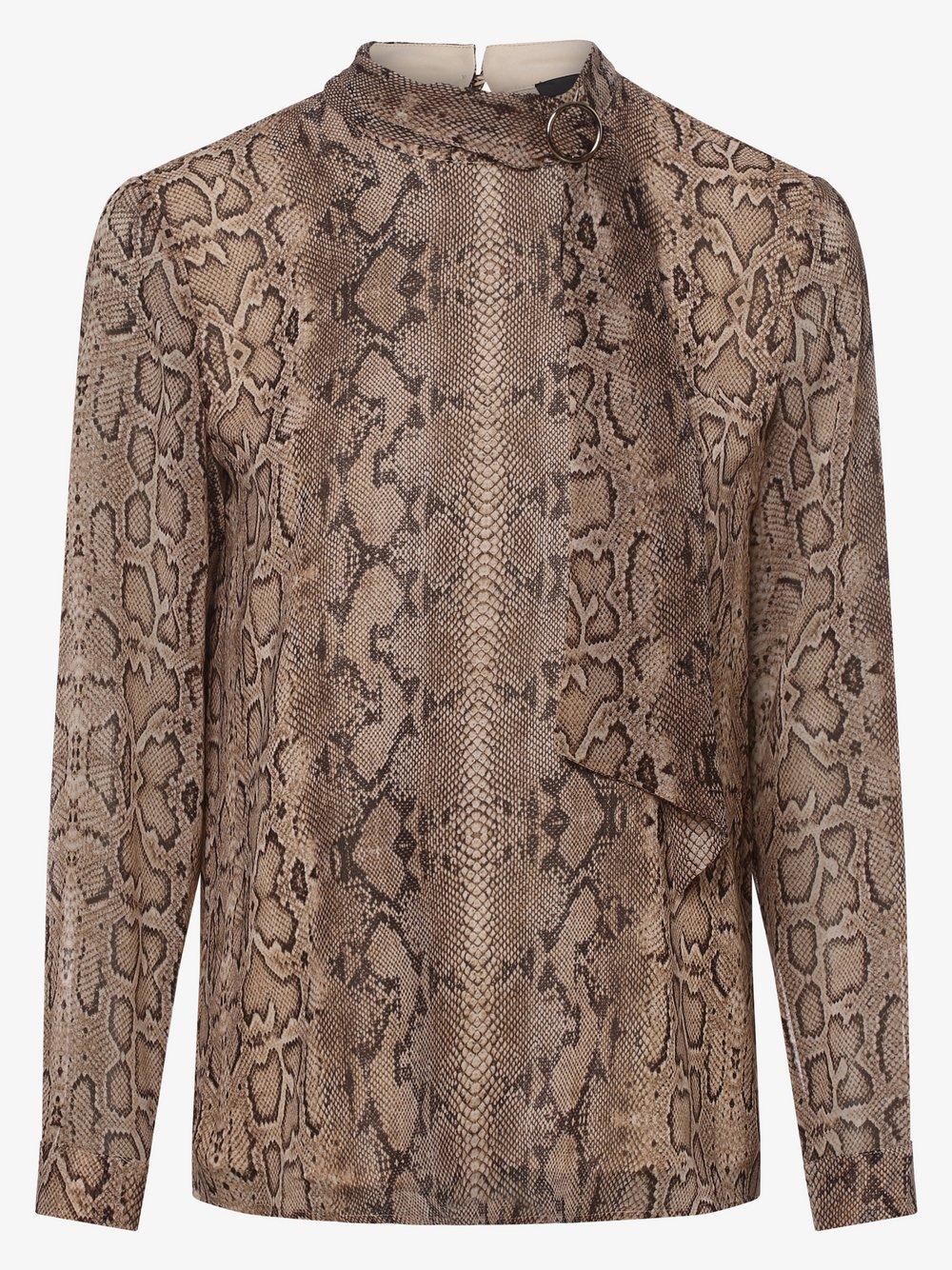 Esprit Collection – Bluzka damska, beżowy Van Graaf 463039-0001