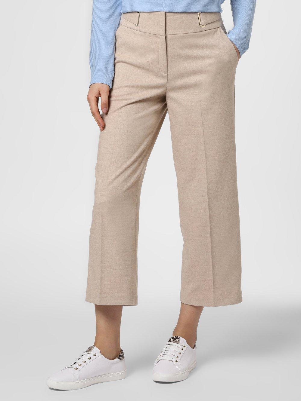 Esprit Collection – Spodnie damskie, beżowy Van Graaf 463041-0001