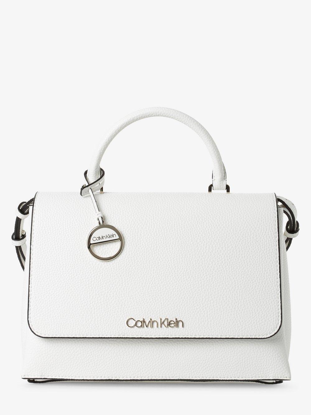 Calvin Klein - Torebka damska, biały