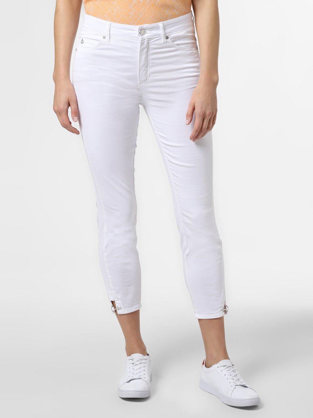 Rosner - Spodnie damskie – Audrey2, biały