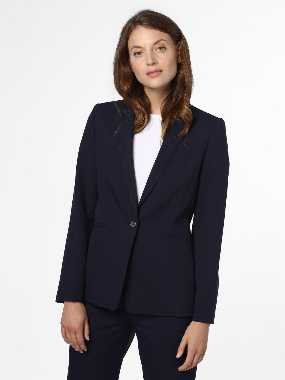 Esprit Collection – Blezer damski, niebieski Van Graaf 463763-0002-00340