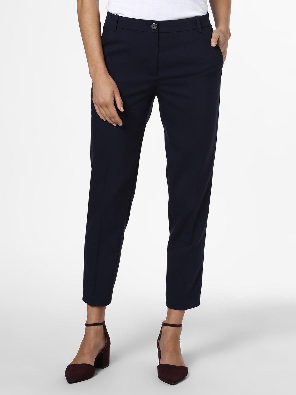 Esprit Collection - Spodnie damskie, niebieski
