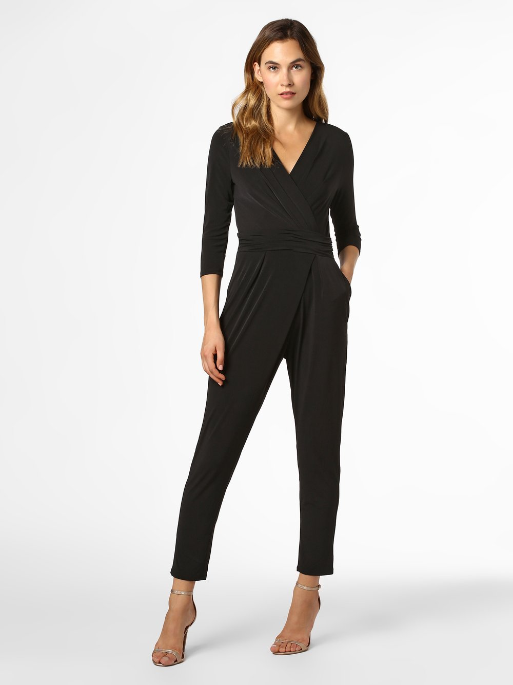 Esprit Collection – Kombinezon damski, czarny Van Graaf 463780-0001