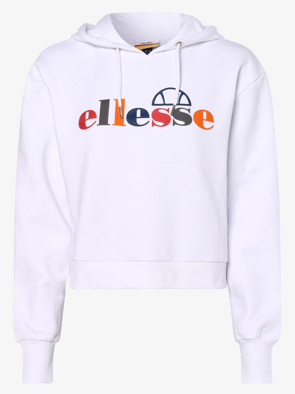 ellesse - Damska bluza nierozpinana – Gaetana, biały