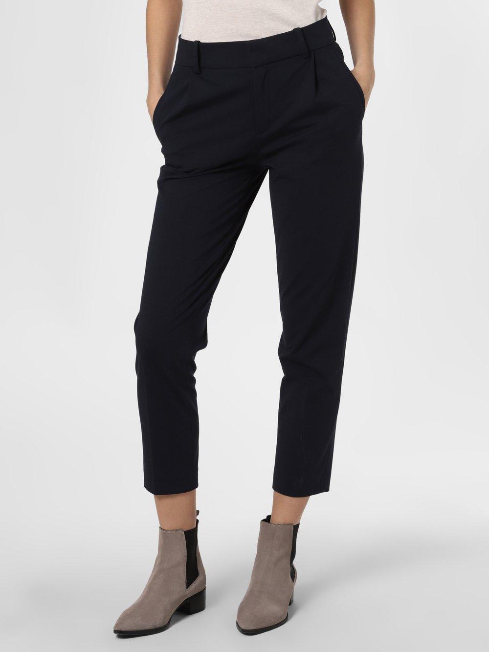 Drykorn - Spodnie damskie – Job, niebieski