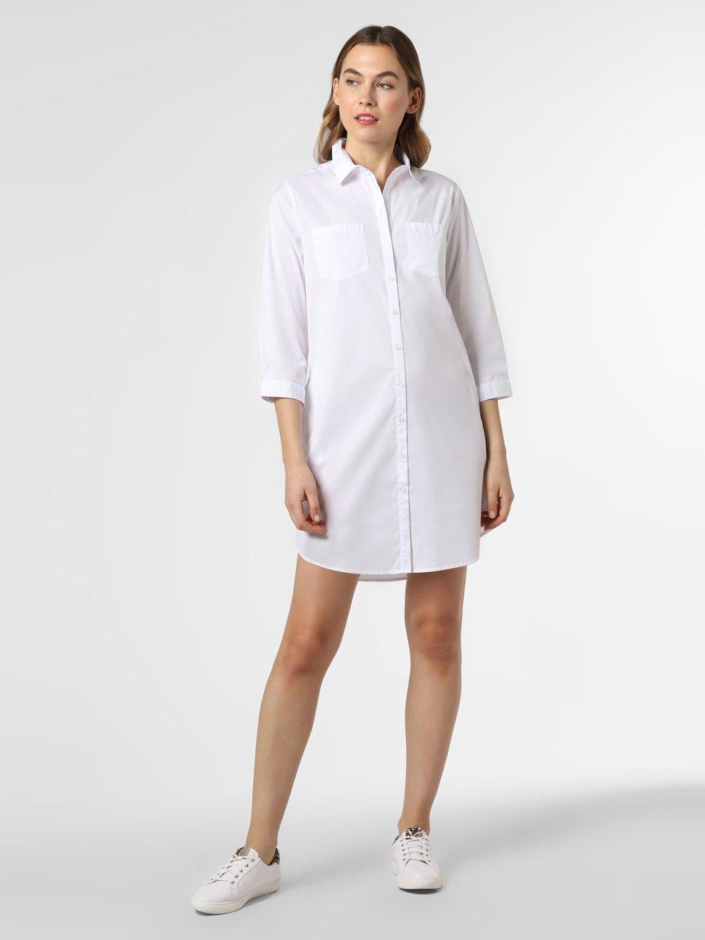 Marie Lund - Sukienka damska – Gabi, biały