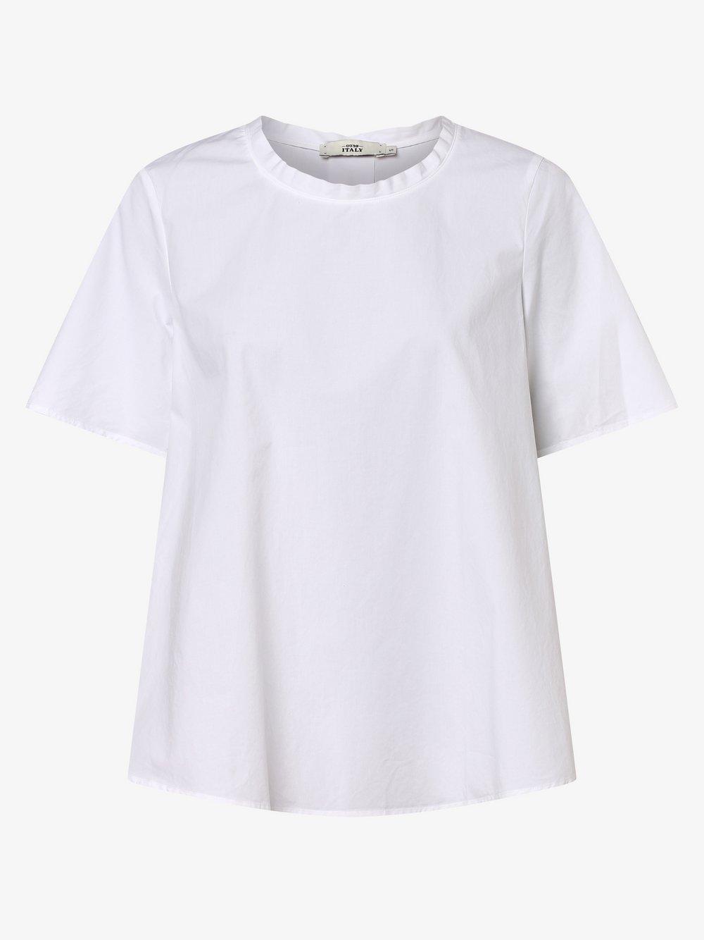 0039 Italy – Bluzka damska – Kippa, biały Van Graaf 464297-0001