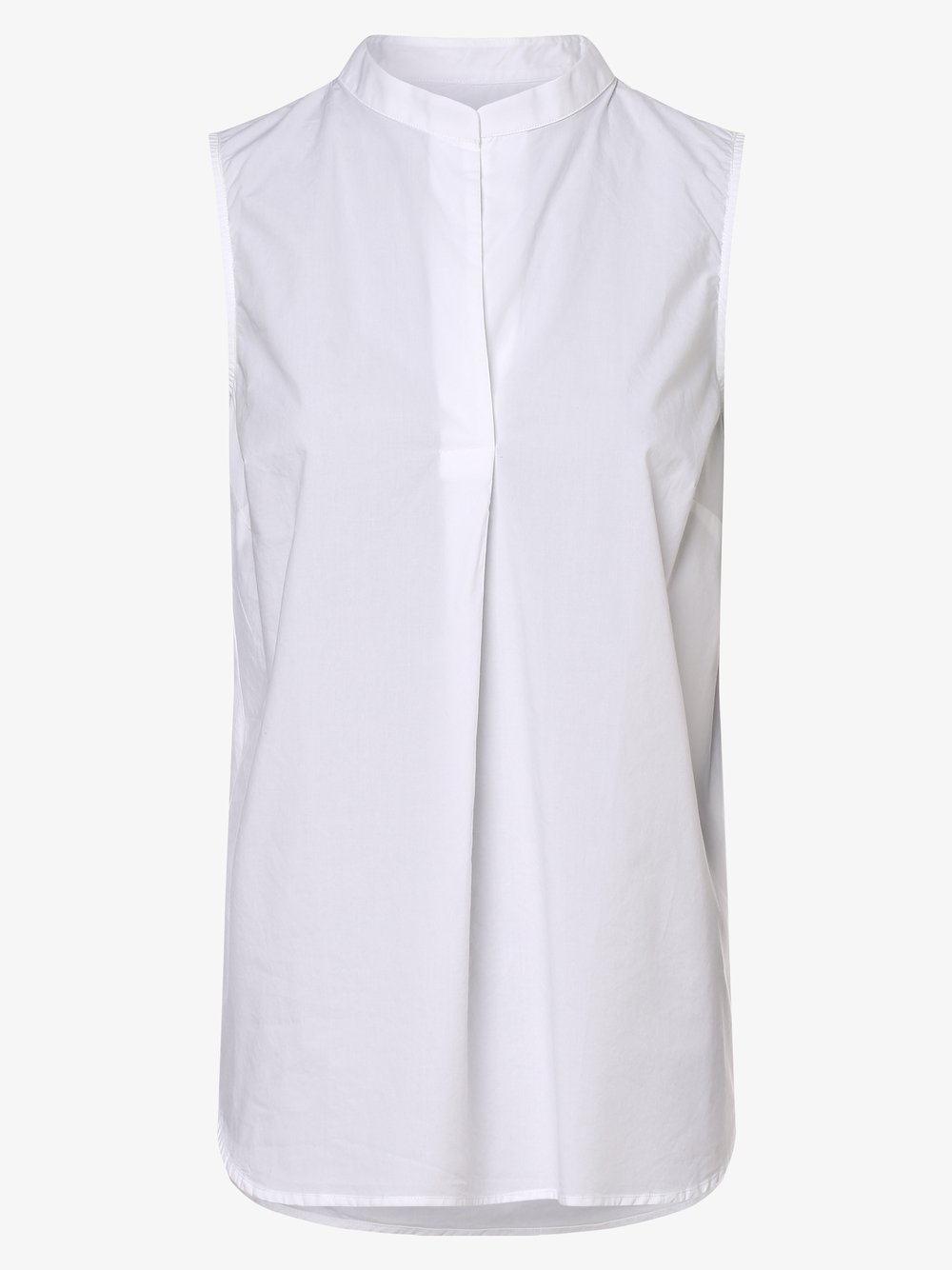 0039 Italy – Damska bluzka bez rękawów – Derry, biały Van Graaf 464298-0001