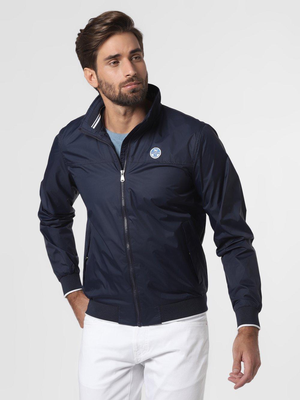 North Sails – Męska kurtka funkcyjna, niebieski Van Graaf 464462-0002