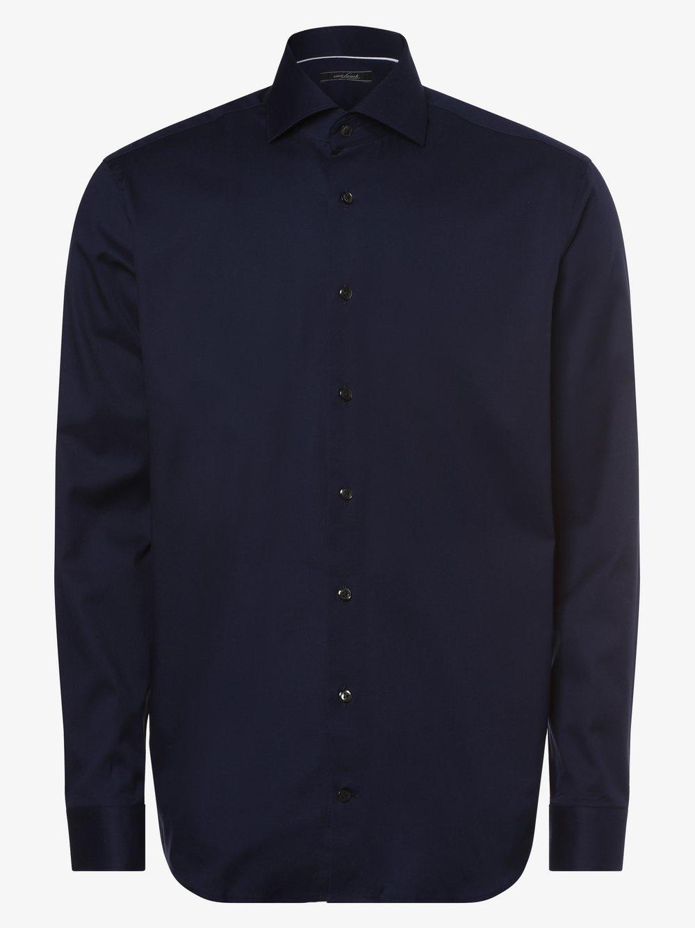 Van Laack – Koszula męska, niebieski Van Graaf 464600-0002-00430