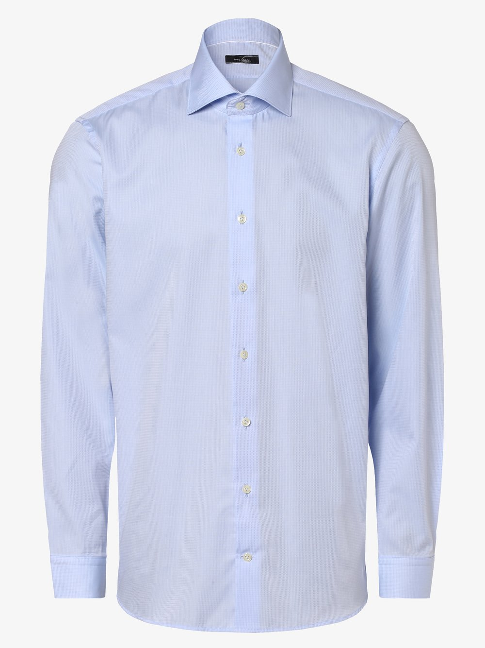Van Laack – Koszula męska, niebieski Van Graaf 464601-0002