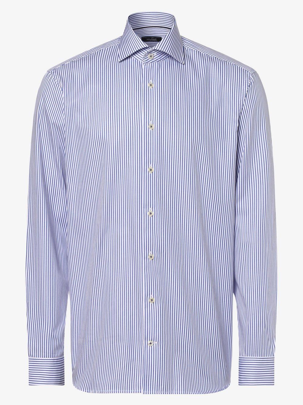 Van Laack – Koszula męska, biały Van Graaf 464615-0002-00390