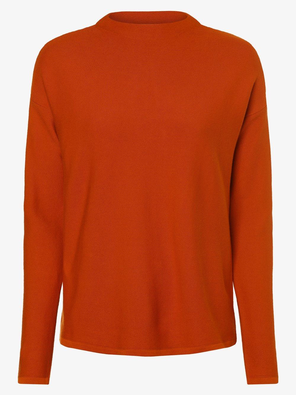 ARMEDANGELS - Sweter damski – Medinaa, pomarańczowy
