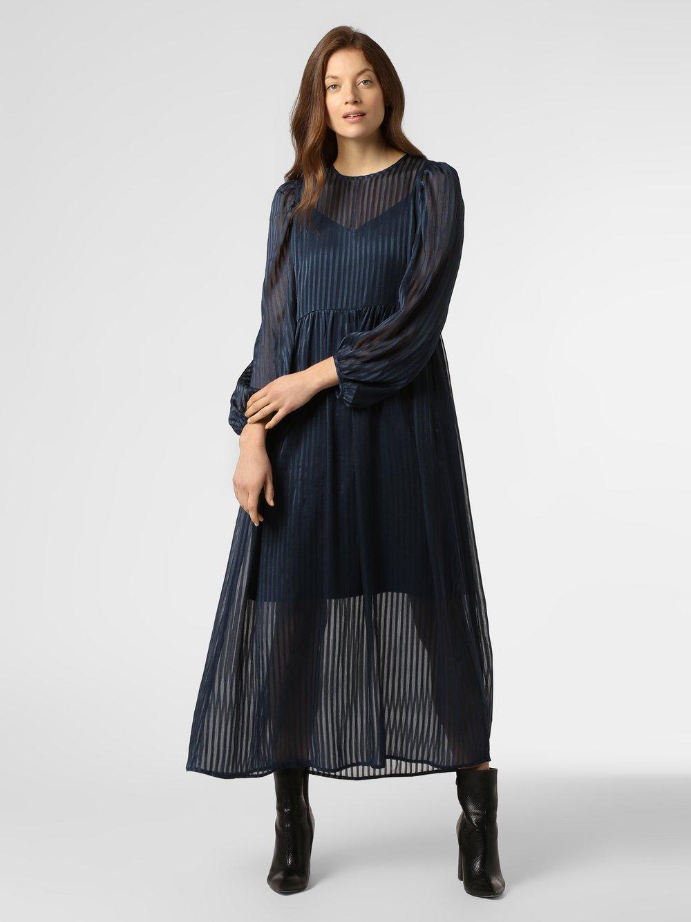 Y.A.S – Sukienka damska – Yasfina, szary Van Graaf 464759-0001-09960