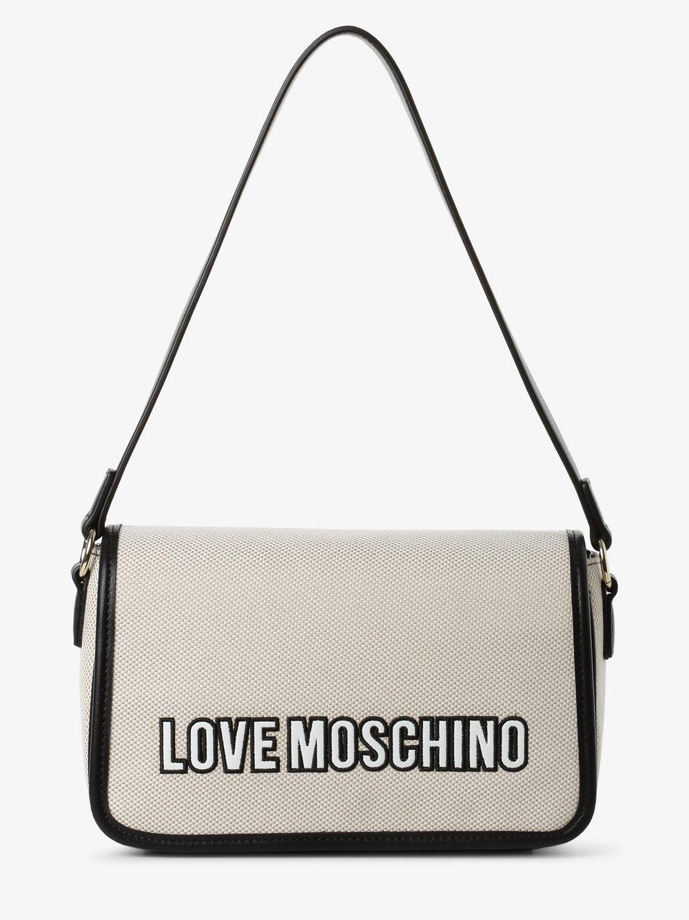 Love Moschino - Torebka damska, beżowy