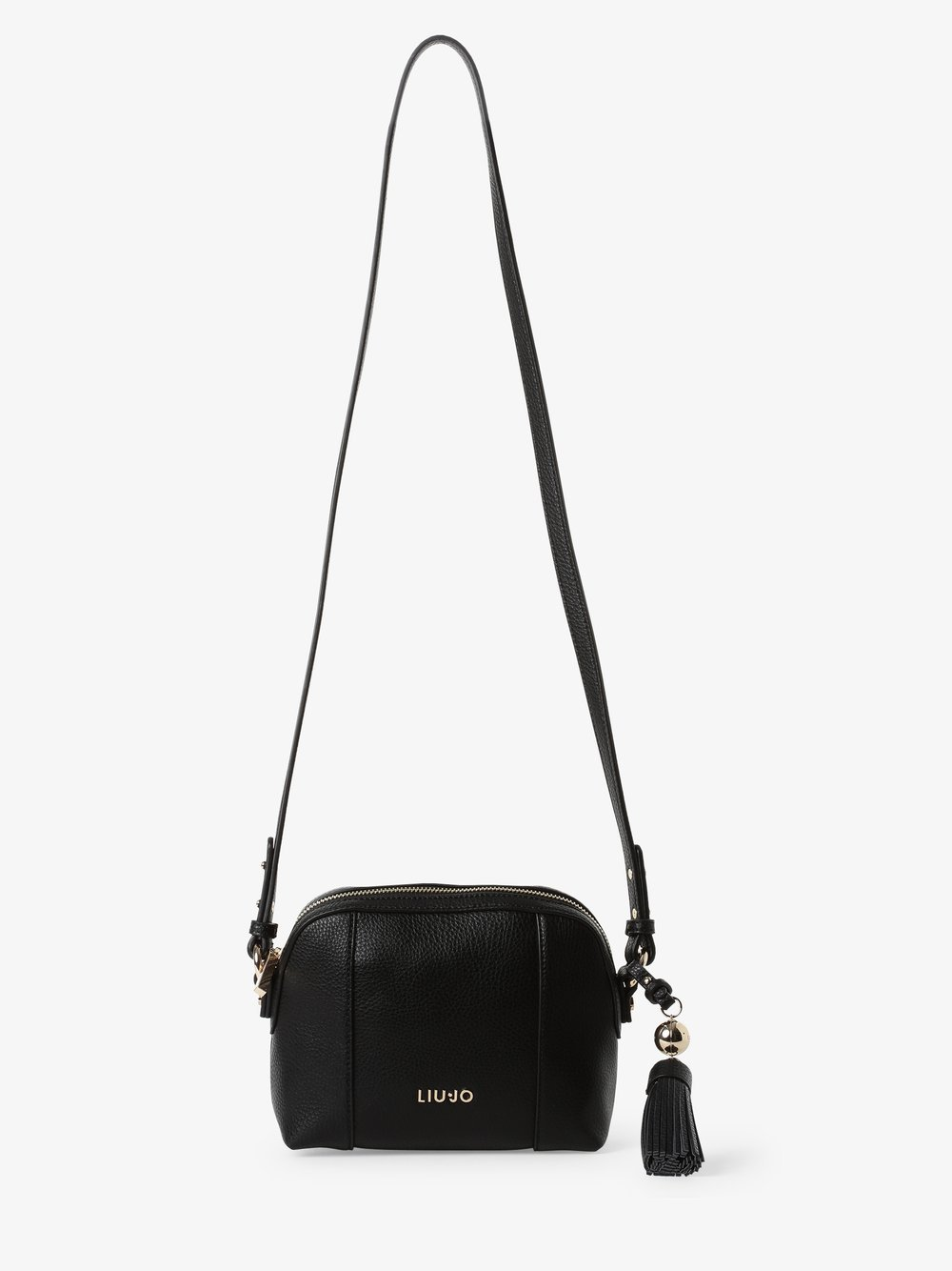 Liu Jo Collection – Damska torebka na ramię, czarny Van Graaf 465276-0001
