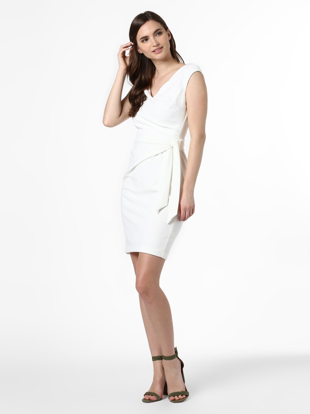 Lauren Ralph Lauren - Sukienka damska, beżowy