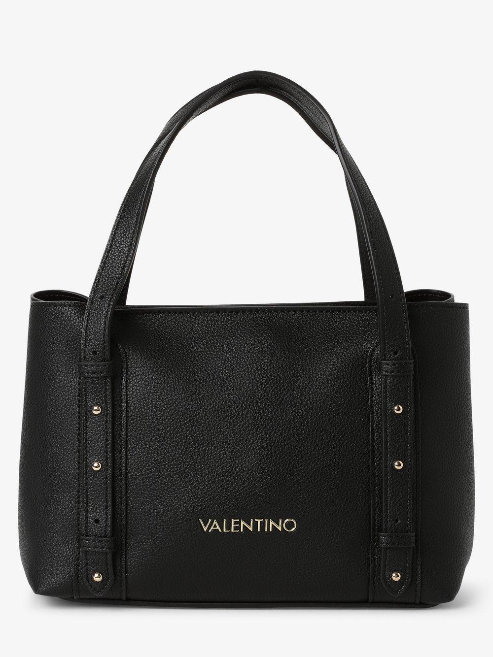 VALENTINO HANDBAGS – Torebka damska z torebką wewnętrzną – Alma, szary Van Graaf 465312-0001