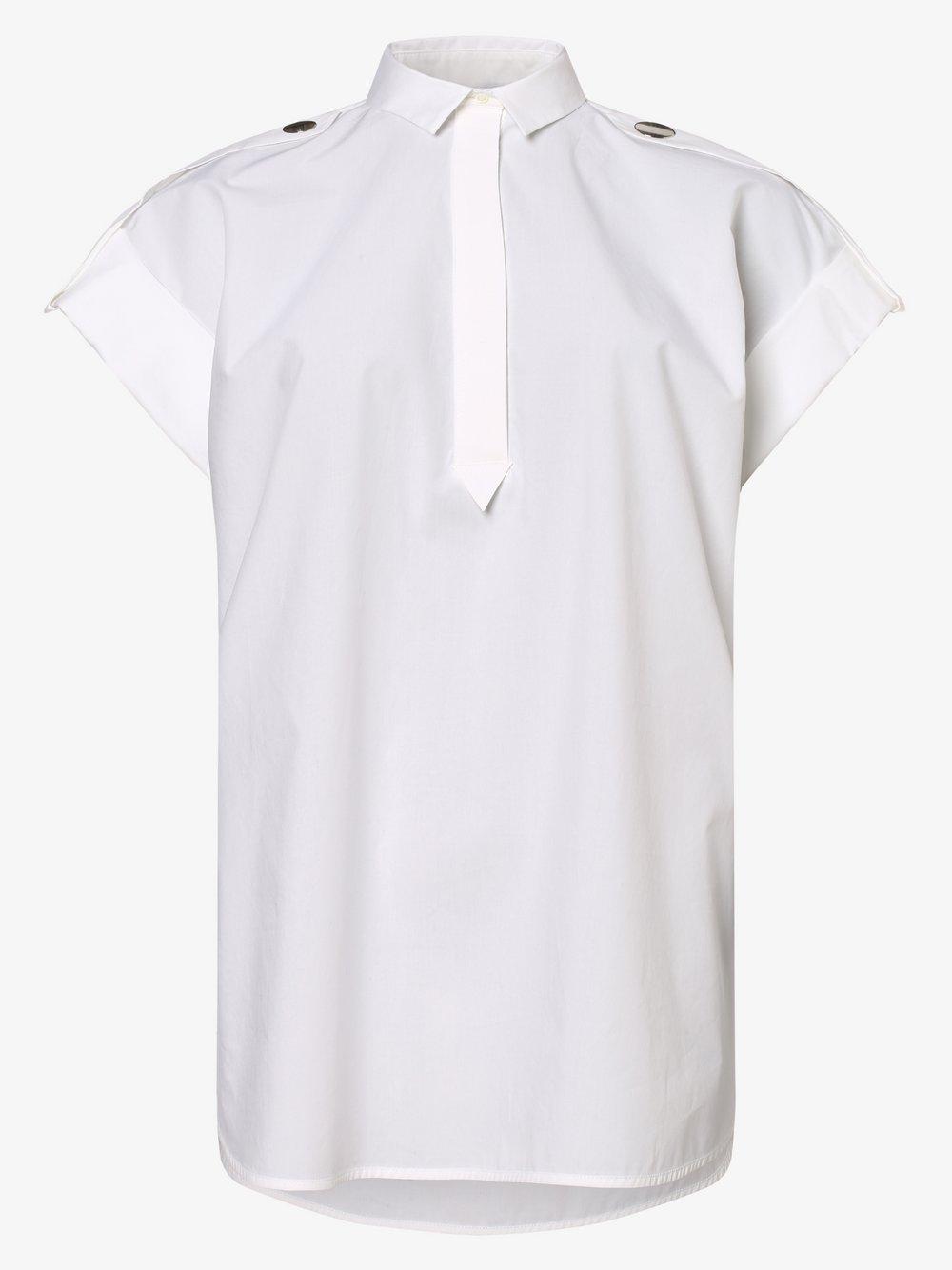 Louis & Mia – Bluzka damska, biały Van Graaf 465319-0001-00360