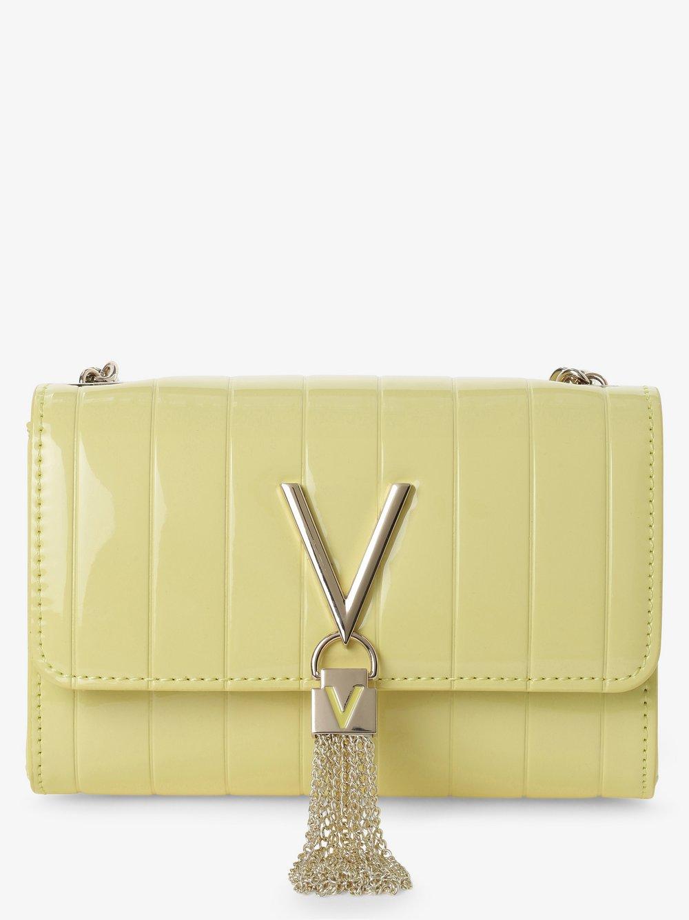 VALENTINO HANDBAGS – Damska torba na ramię – Bongo, żółty Van Graaf 465339-0005-00000