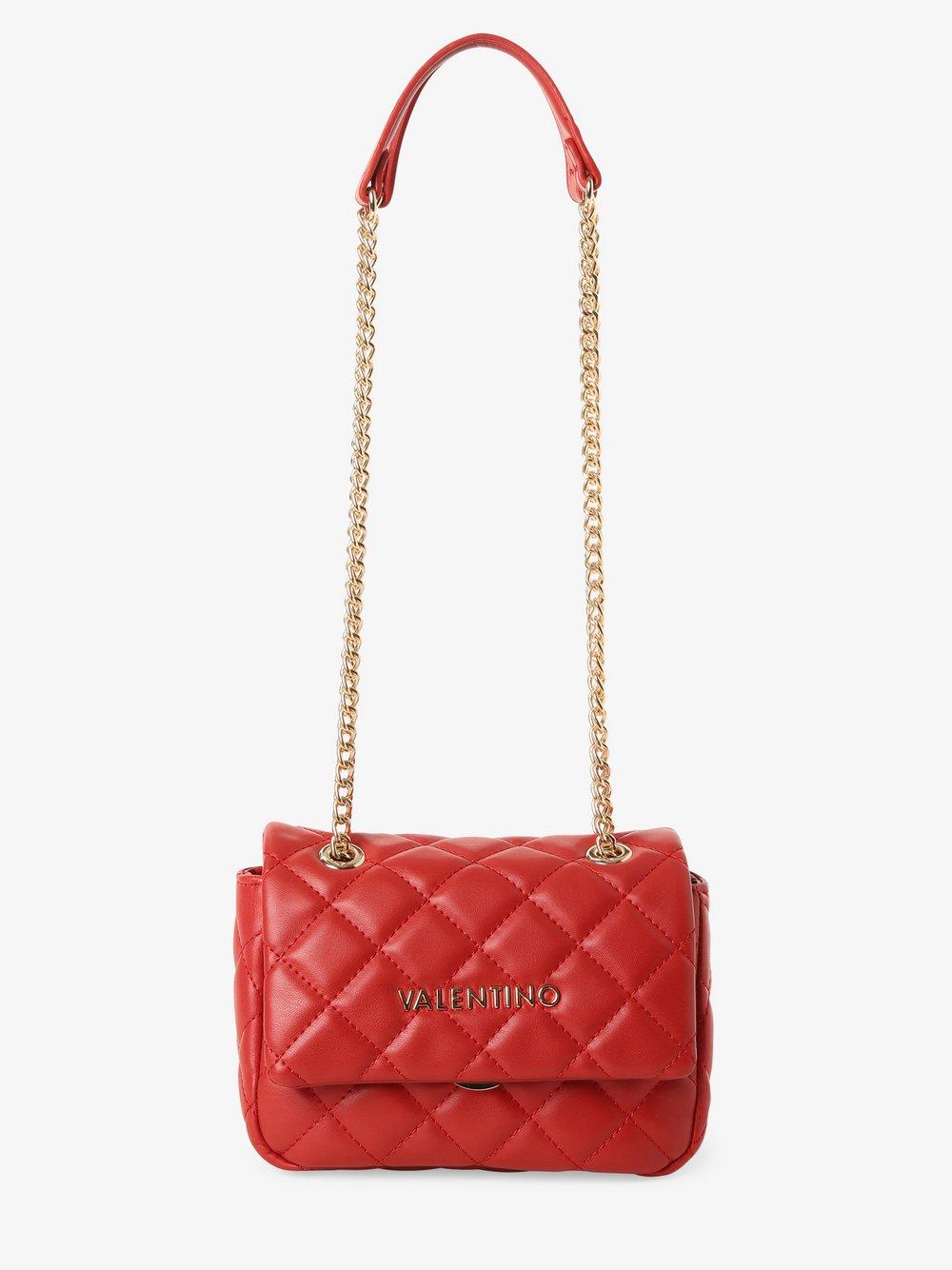 VALENTINO HANDBAGS – Damska torebka na ramię – Ocarina, czerwony Van Graaf 465386-0002