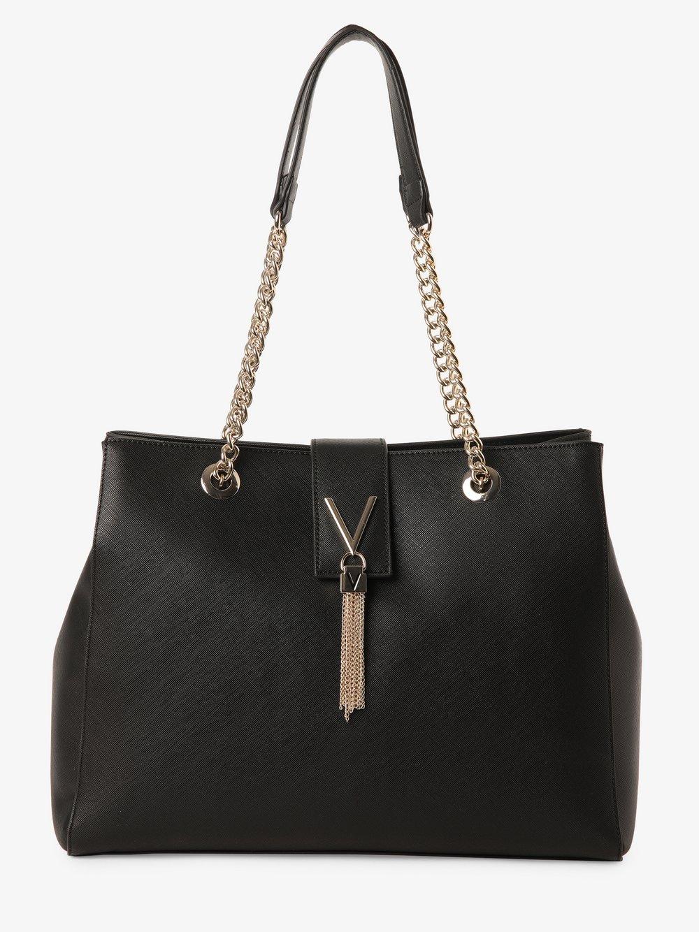 VALENTINO HANDBAGS – Damska torba shopper – Divina, czarny Van Graaf 465425-0001-00000