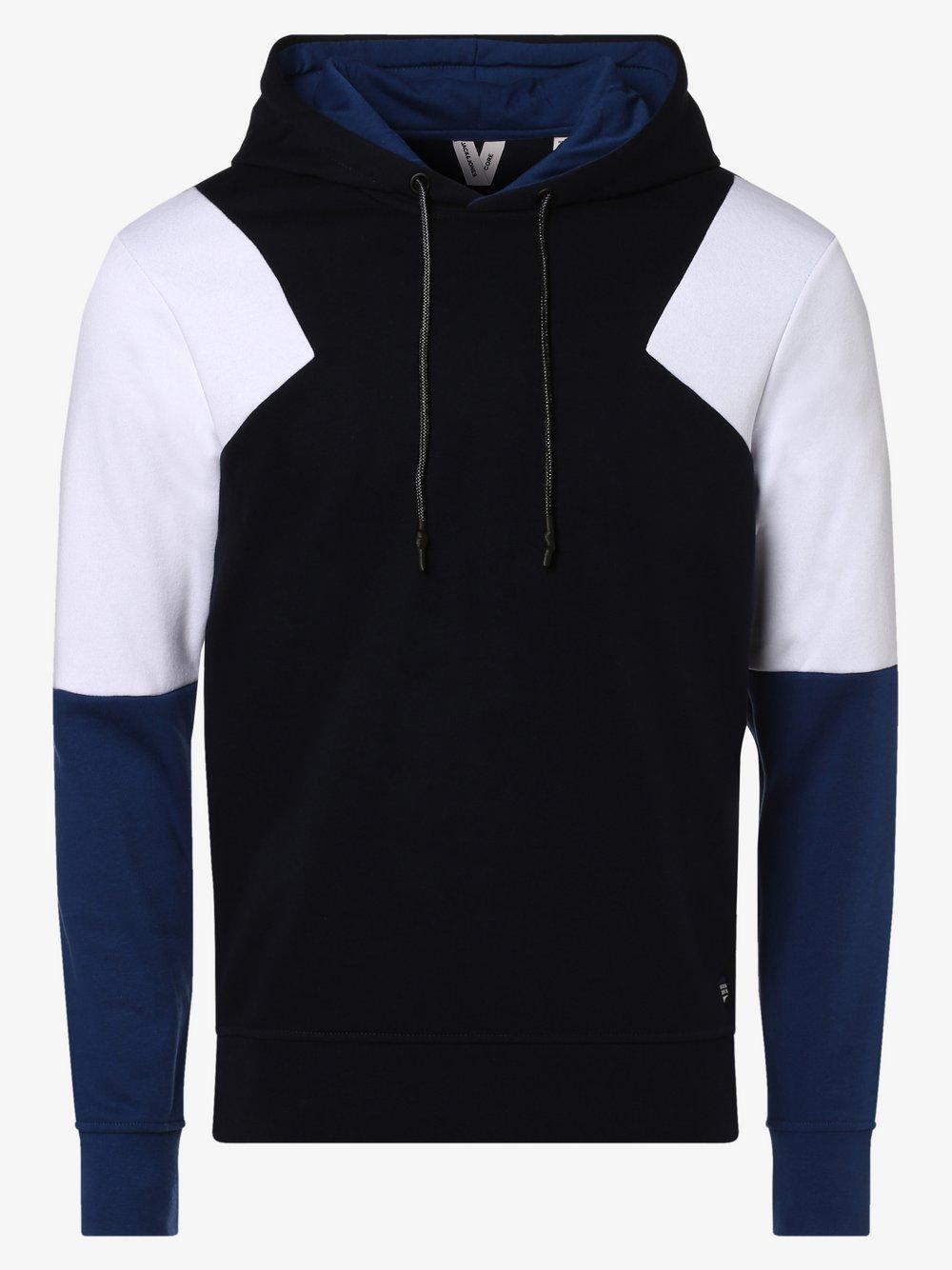Jack & Jones - Męska bluza nierozpinana – Jcomaine, niebieski