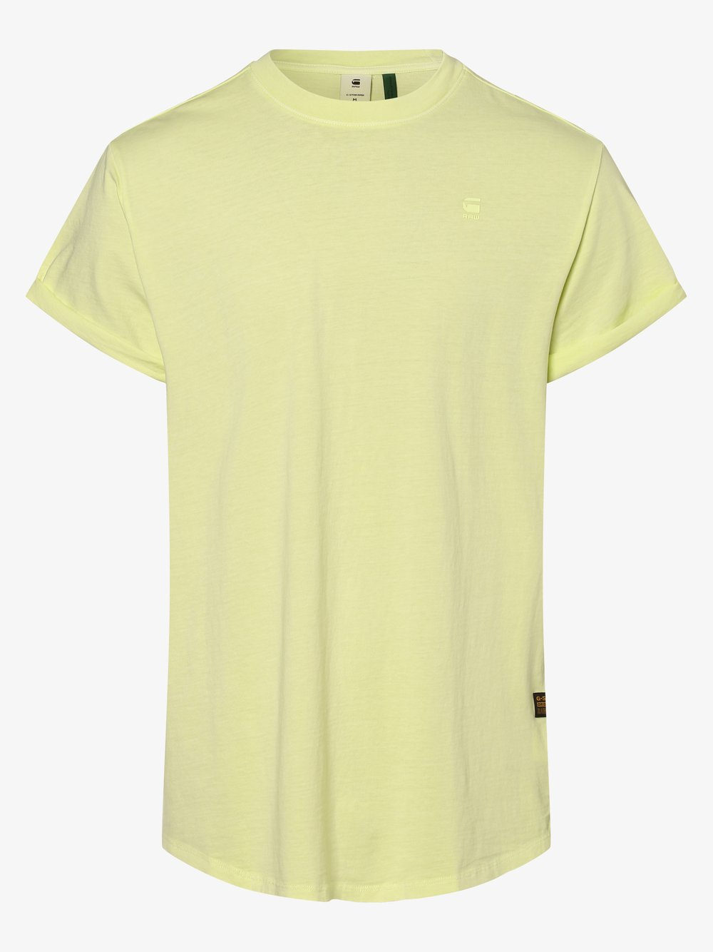 G-Star RAW - T-shirt męski, zielony