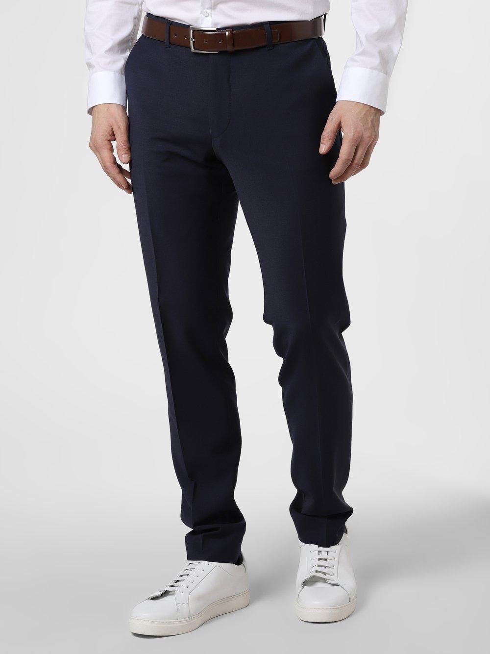 Drykorn - Spodnie męskie – Piet_Sk, niebieski