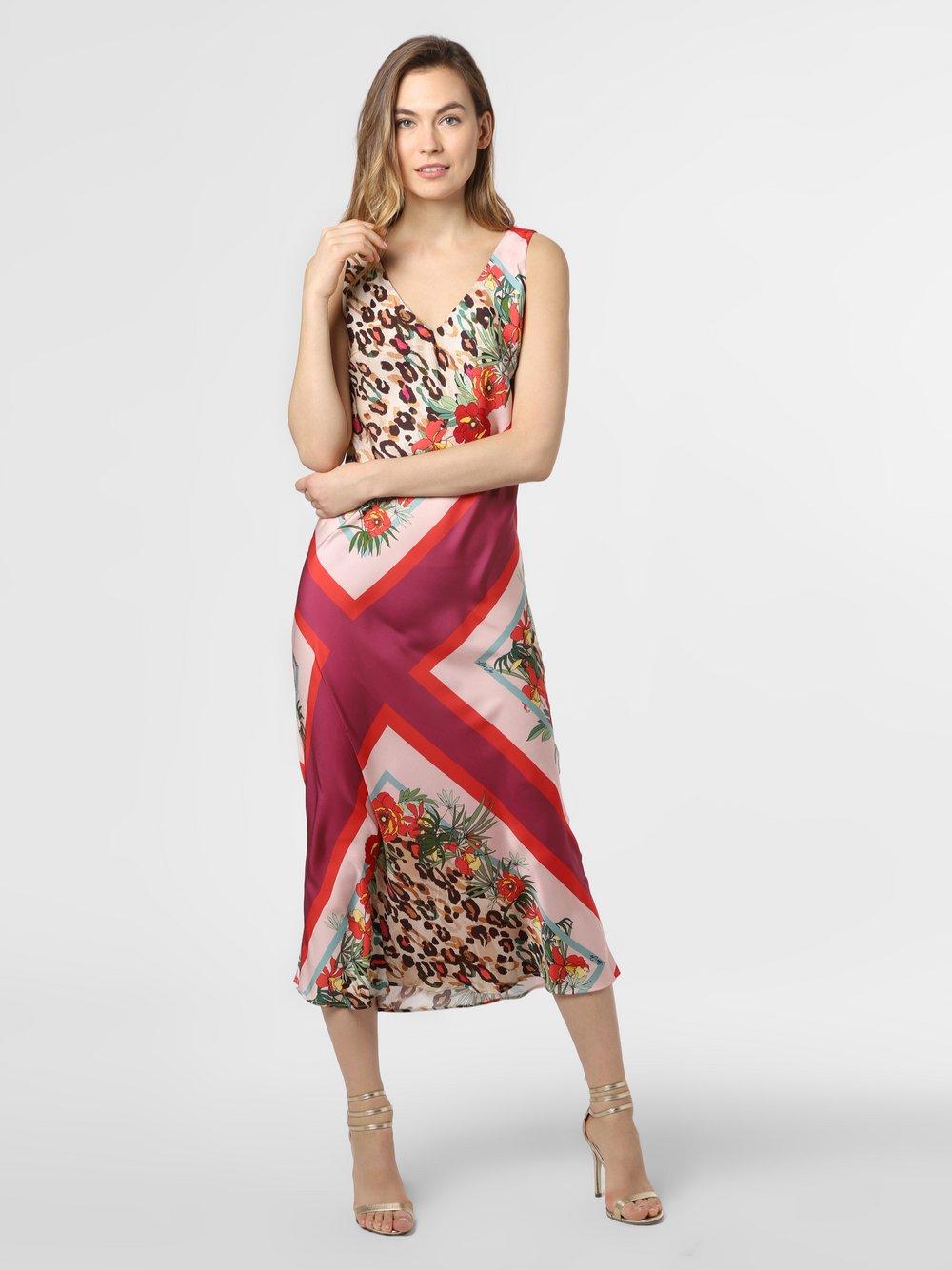 Liu Jo Collection - Sukienka damska, różowy