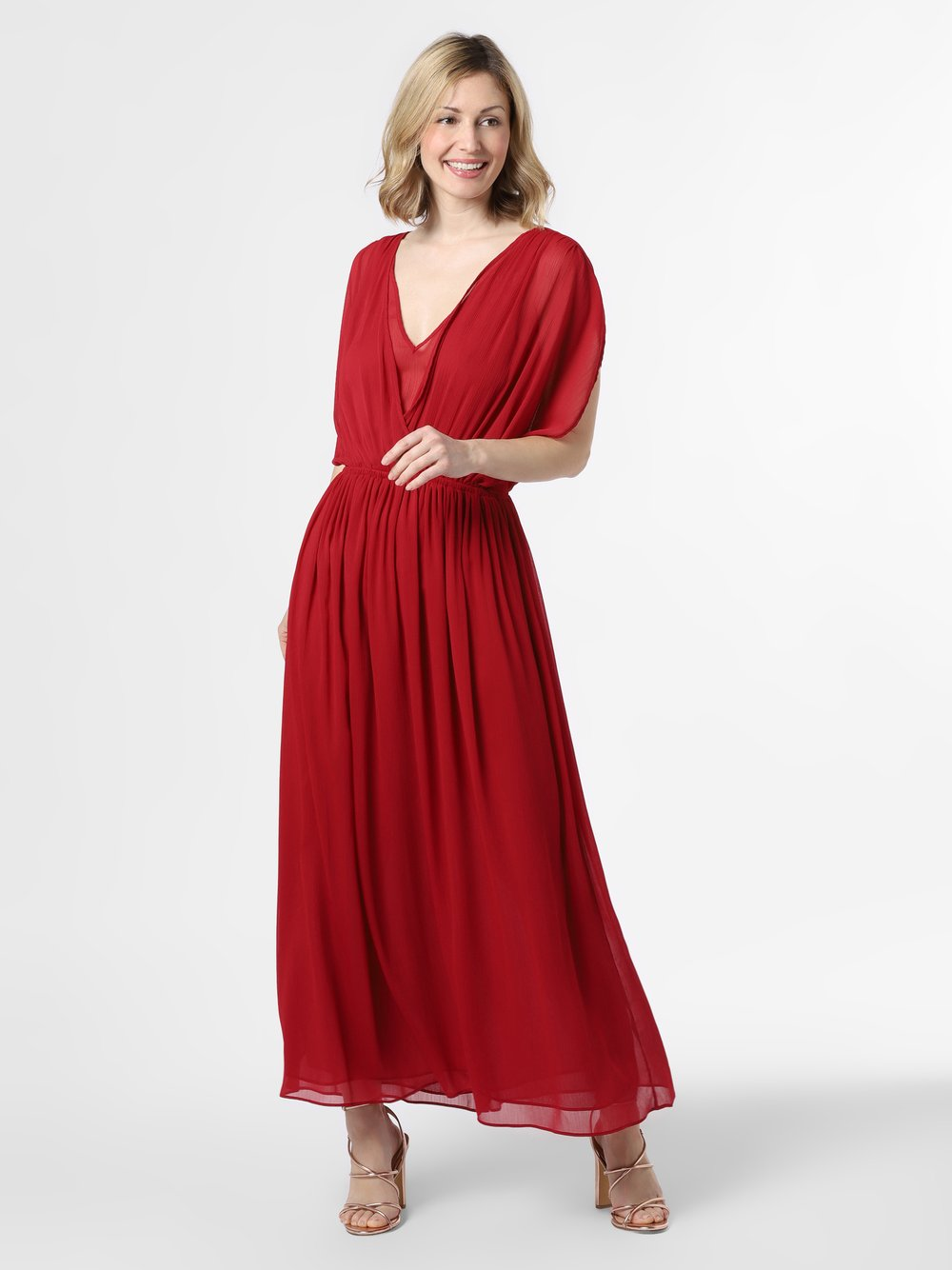 Liu Jo Collection - Sukienka damska, czerwony