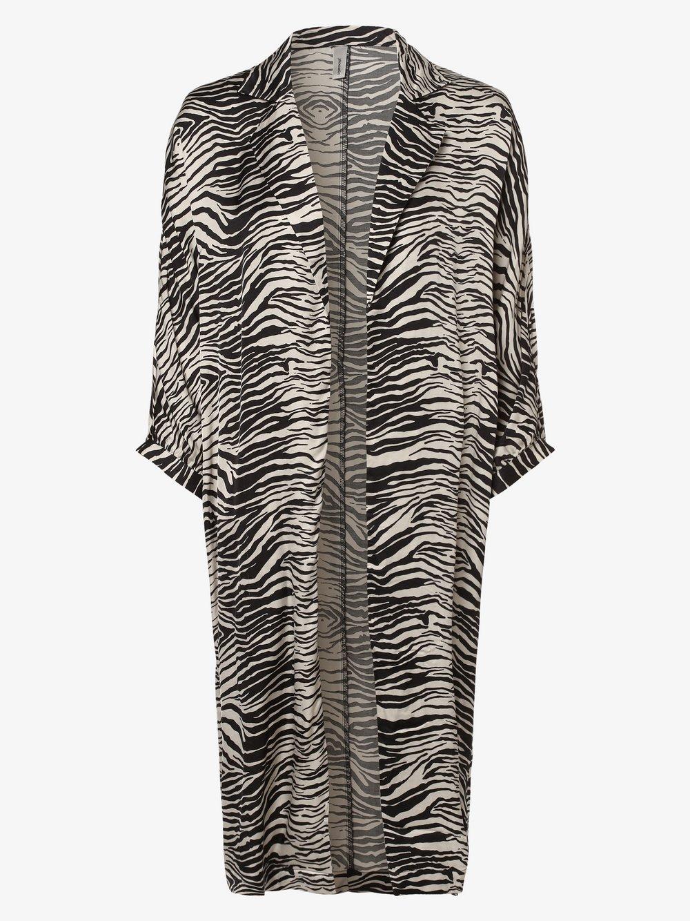 soyaconcept® – Kimono damskie, czarny Van Graaf 466266-0001-09970