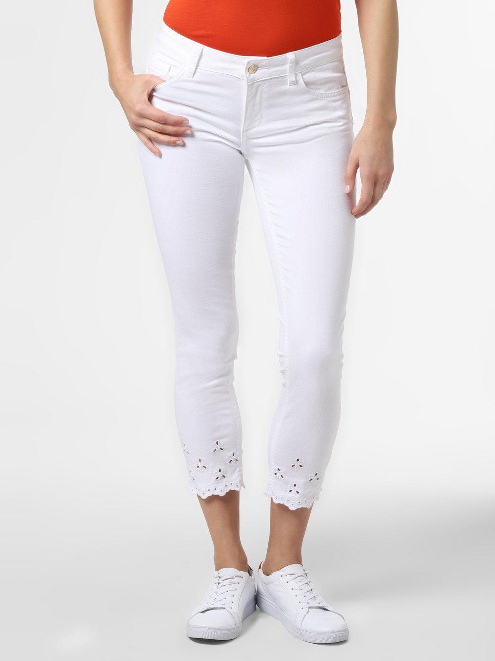 Liu Jo Collection - Jeansy damskie, biały