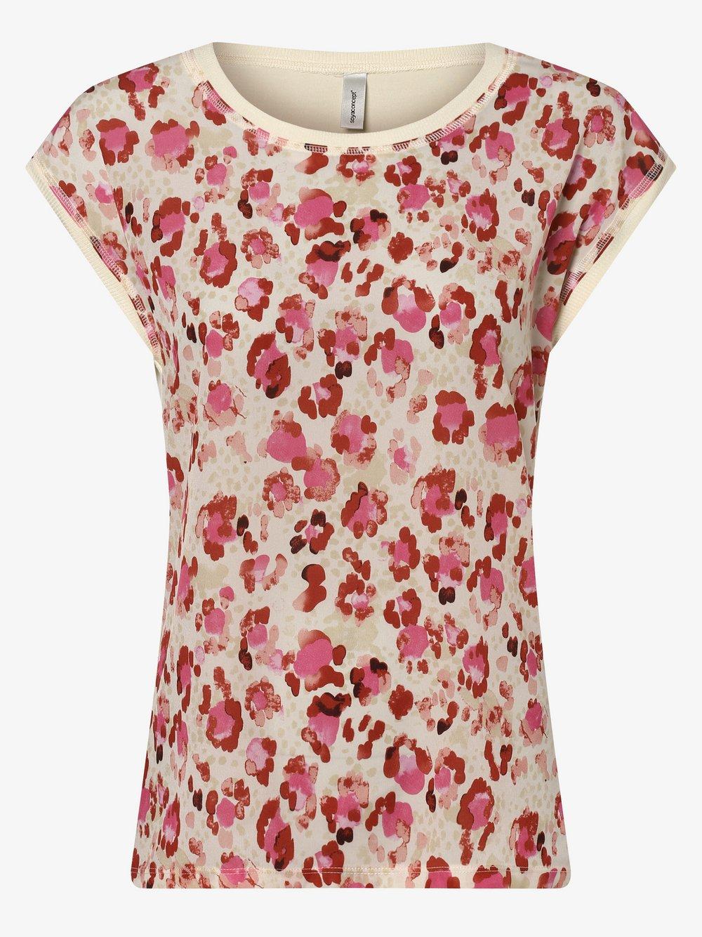 soyaconcept® – Bluzka damska – Sue, różowy Van Graaf 466274-0001-09970