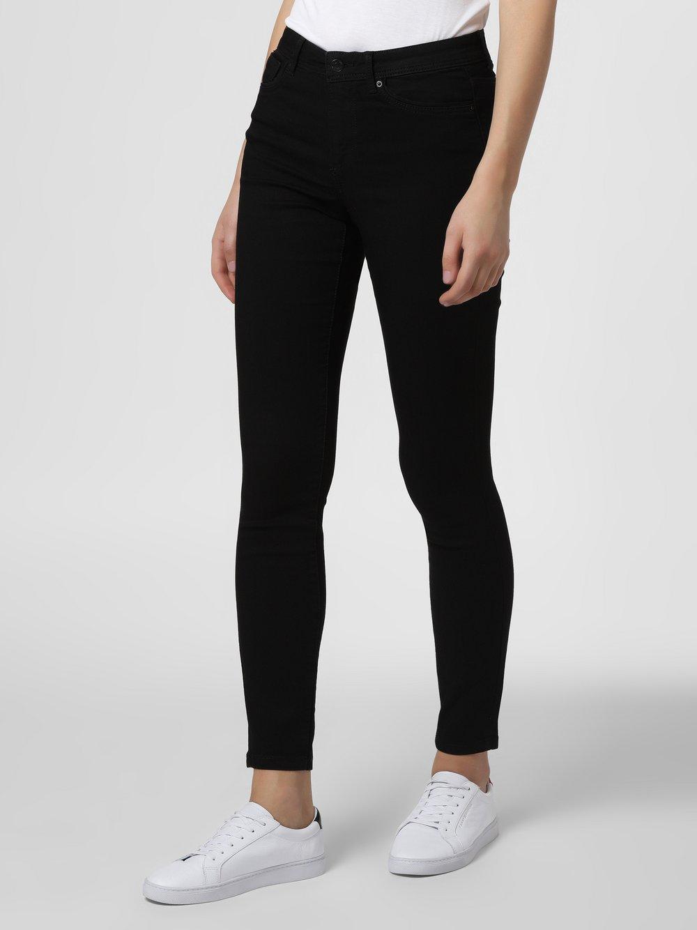 Vero Moda - Spodnie damskie – Vmtanya, czarny