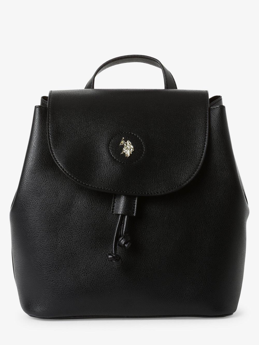 U.S. Polo Assn. – Plecak damski, czarny Van Graaf 466423-0001