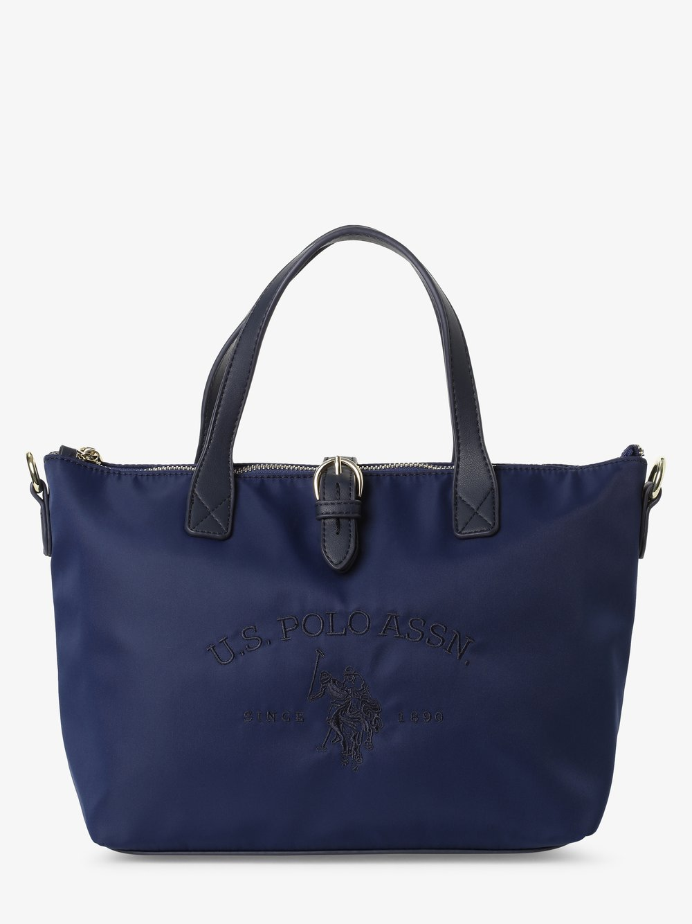 U.S. Polo Assn. – Torebka damska, niebieski Van Graaf 466426-0001