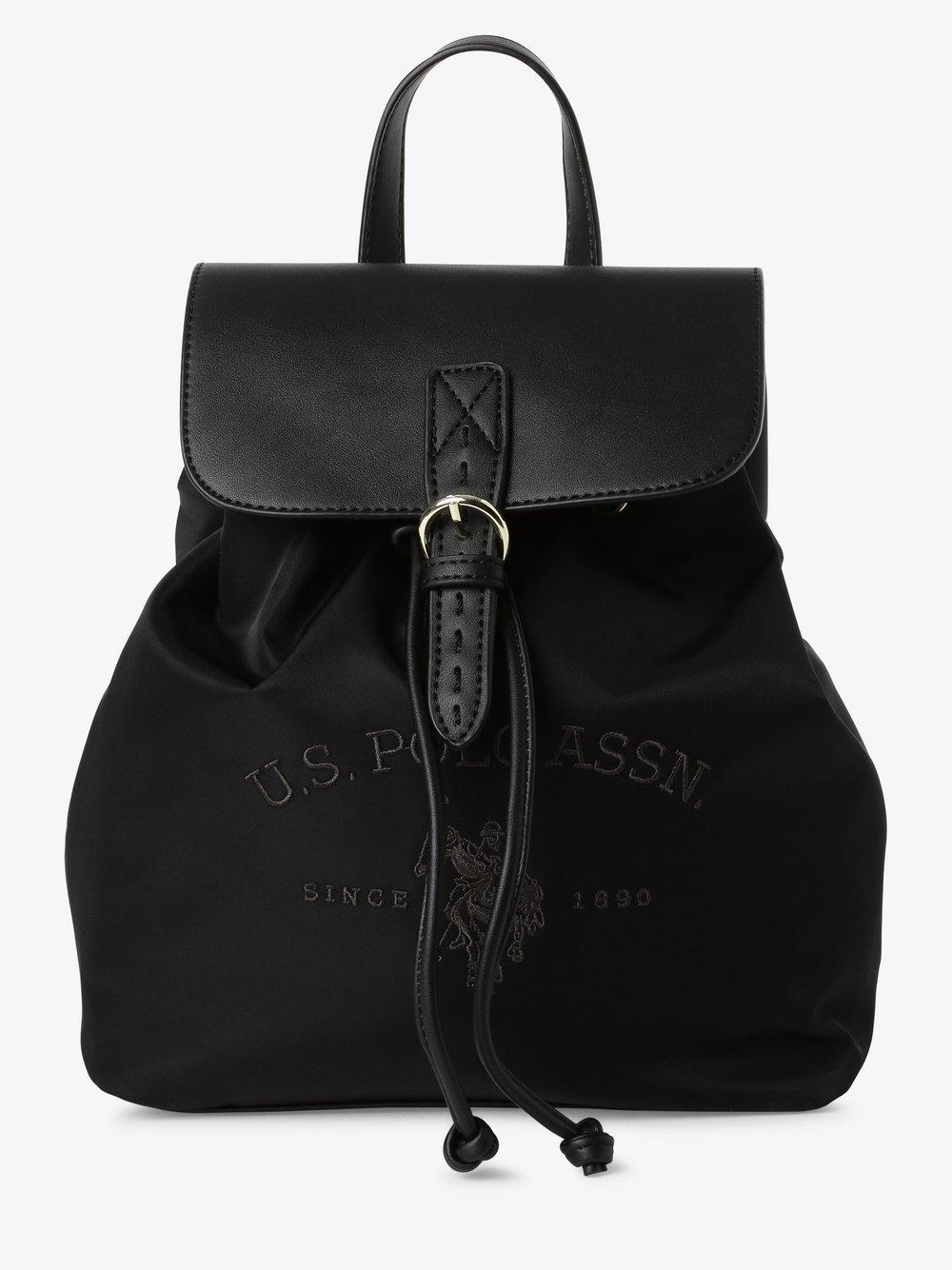 U.S. Polo Assn. – Plecak damski, czarny Van Graaf 466428-0001