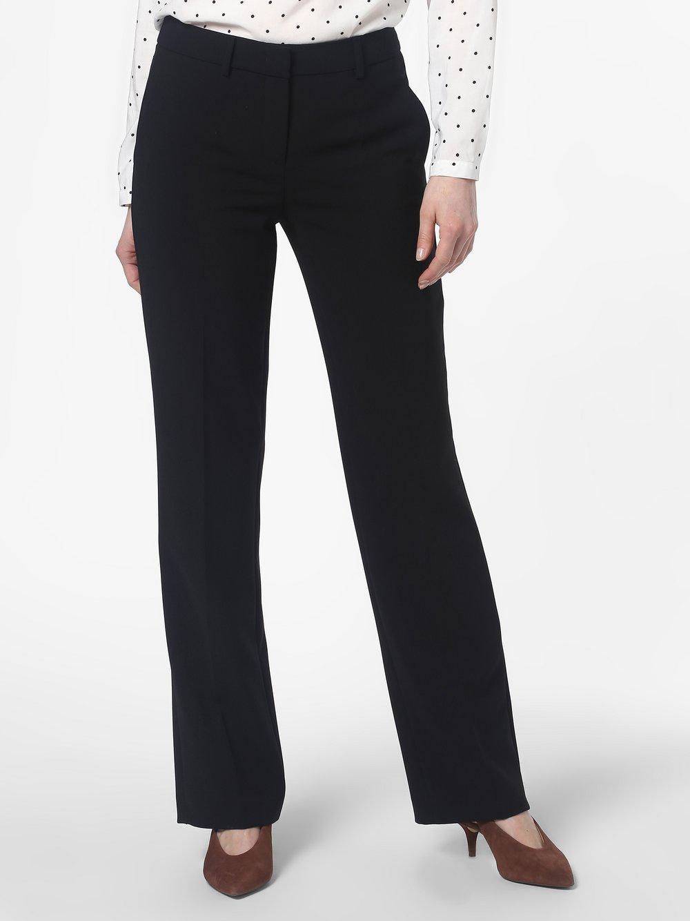 RAFFAELLO ROSSI – Spodnie damskie – Olessa, czarny Van Graaf 466432-0002-00420